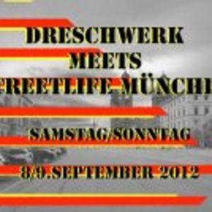 Dave Gordon @ Dreschwerk-Music-Spot/Streetlife-Munich 08.09.12