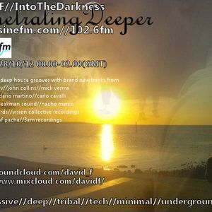 Into The Darkness #030 28/10/12 on Sine FM