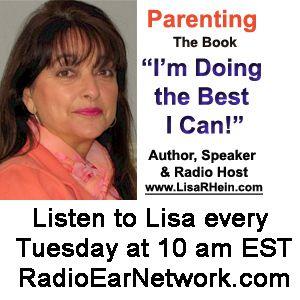 JORDAN COOK on Everyday Parenting with Lisa Hein
