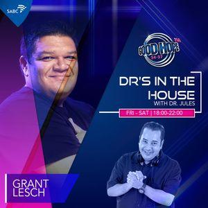 #DrsInTheHouse Mix by @GrantLesch (25 Sept 2021)