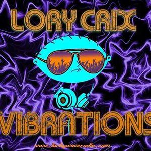 Lory Crix-VIBRATIONS-Episode twelve @Lucky Wave Radio
