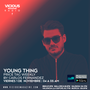 Price Tag Weekly (2019.1.11) @ Vicious Radio w/ Young Thing