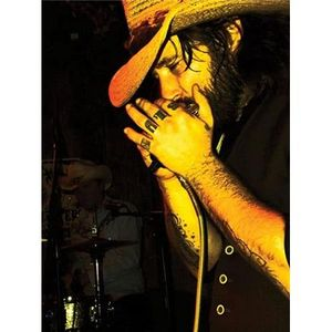 Blues Harmonica Master - Tony Holiday