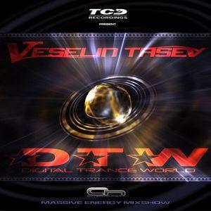 Veselin Tasev - Digital Trance World 261 (24-02-2013)