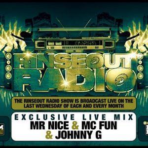 Mr Nice & MC Fun - Rinseout Radio 28th April 2011 - Part 2