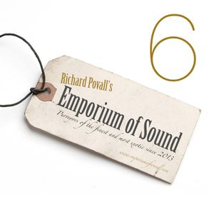 Richard Povall's Emporium of Sound Series 6 Nr 13