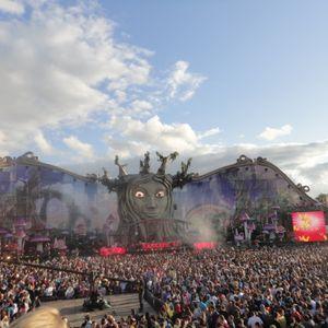 Tranceaddict Tomorrowland DJ contest