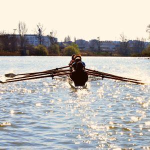 Ergometer rowing training Mix ep.01