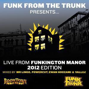 Funkington Manor 2012 Mini-Mix