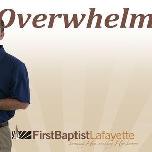 OVERWHELMED - He Still Moves Stones (Audio)