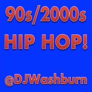 Hip Hop 90s/2000s Party Mix *CLEAN (Smooth Transitions & Quick Mixing) 60 Mins