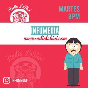 Infumedia 18 06 19 por Radio La Bici