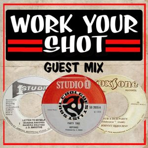 Soul Cool Records/ Work Your Shot - Riding For A Version