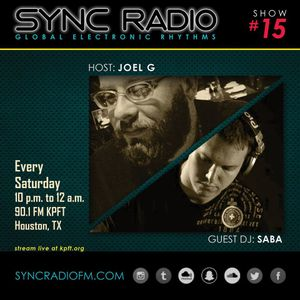 Show #15 - Joel G and DJ Saba *Kevin Yost Interview*