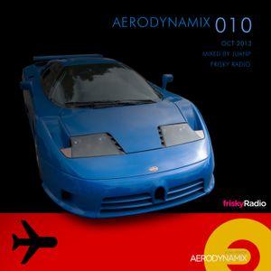 Aerodynamix 010 @ Frisky Radio October 2013 mixed by JuanP