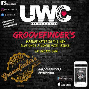 Groovefinder's Selection with MaxK on UWC-Radio - 20th April 2019