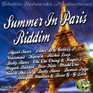 Summer In Paris Riddim Mix (Juin 2012) - Selecta Fazah K.