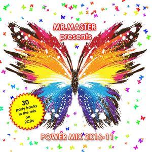 Mr.Master presents Power Mix 2K16-11 - Pt2