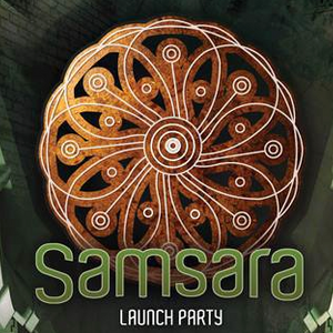 2013 - Samsara Launch Party - Shattered Qi