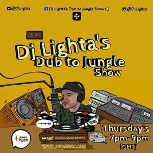 Dj Lighta's Dub to Jungle Show. THURS 7-9pm. Legacy 90.1 FM. 02.08.2018