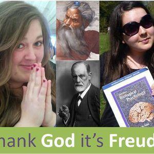 Thank God It's Freud! 16th Nov