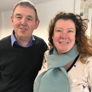 Breakfast with Keith and Ruth Bradshaw 21 March 2018 (with studio guest Sarah Wright)