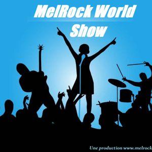 MelRock World Show 13 mars 2014