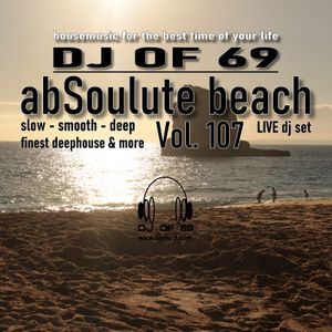 AbSoulute Beach 107 - slow smooth deep