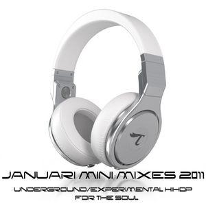 January 2011 mini mix part 1 by Tek Nalo G
