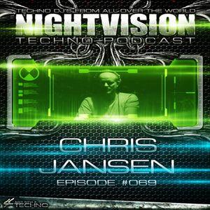 Chris Jansen @ NightVision Techno PODCAST 69 pt2