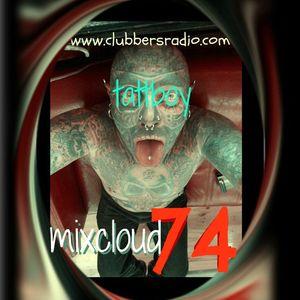tattboy's Mix No. 74 ~ June 2012 ~ House / Club..!!