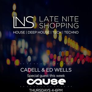 005 Late Nite Shopping | Ed Wells ft Cause (Alex Ludlow)