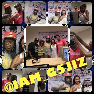 ShowOff Radio Replay || 07.01.12 InStudio Guest @IAM_G5JIZ