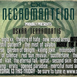 Necromanteion - Communion 45