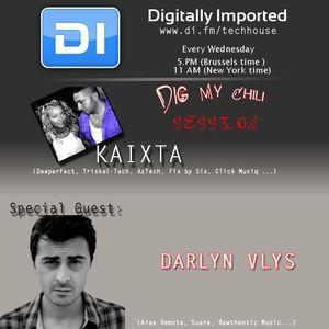 Kaixta_-_Dig My Chili_-_Guest:Darlyn Vlys
