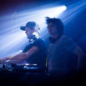 Camo & Krooked w/ MC Daxta (Mosaik Musik, RAM Rec. - BMG) @ Ottakringer Brauerei - Wien (21.01.2017)
