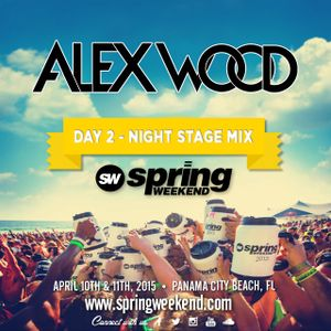 Live at Spring Weekend 2015 (Day 2, Night Stage)