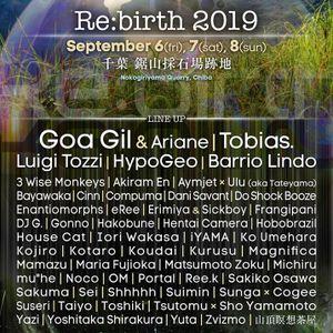 Sancho Meiso Chaya Live @ Rebirth Festival 2019
