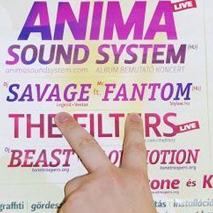 Savage + MC Fantom - Radio Tilos Dzsungel Konyve 20101221 part 3 electro