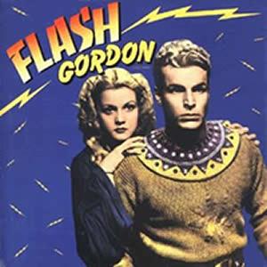 Flash Gordon King Of Cave World
