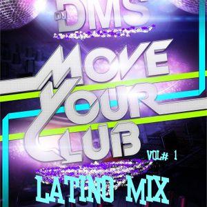 DJ DMS - LATINO NIGHT CLUB MIX
