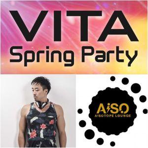 DJ TOMO Podcast#3 2016 VITA Afterhours