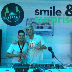 Ep.6 Lugotti en TresCatorce Radio Show. Ibiza Smile Radio 17-08-2016. Entrevista + Live Sax