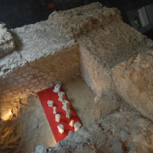 Replay du 12/13 dans la crypte archéologique de Dax