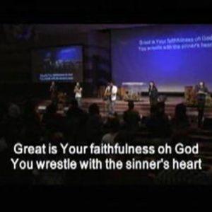 2011/09/04 HolyWave Praise Worship