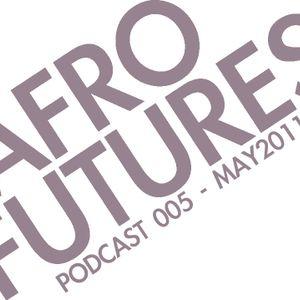 Afrofutures Podcast 005 - Shackleton Voodoo Drums