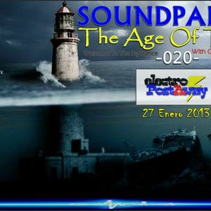 Soundpark - The Age Of Trance 020 (with guestmix by Jordiweed) @ Postaway Sessions (27-01-12)