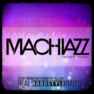 Machiazz @ RHR.FM 10.09.14