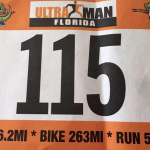 Ultraman Florida Interview with the Intrepid Simon Shurey -- Episode #559