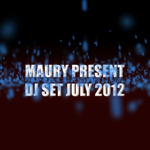 Maury present dj set July 2012